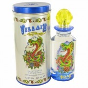 Ed Hardy Villain For Men By Christian Audigier Eau De Toilette Spray 4.2 Oz