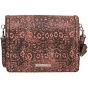 Navshi Women Casual Multicolor Genuine Leather Sling Bag
