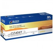 BLACK POINT Toner BLACK POINT LCBPSCLT406Y Zamiennik Samsung CLT-Y06S