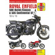 Haynes Royal Enfield 500 Bullet/ Classic & 535 Continental GT (09-18) 6427