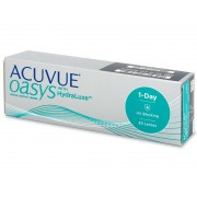 Johnson & Johnson Acuvue Oasys 1-Day (30 lentillas)