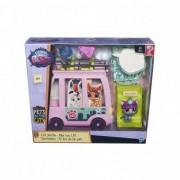 Littlest Pet Shop set de joaca mini autobuzul B3806