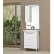 Bianka 65 Fürdőszobaszekrény komplett