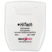 Dent-o-care Dentalvertriebs GmbH Dent O Care Hi-Tech Zahnseide 50 m leicht gewachst