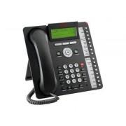 Avaya one-X Deskphone Value Edition 1616-I - Téléphone VoIP - H.323 - noir