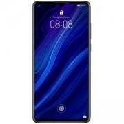 Мобилен телефон, Huawei P30 Black, ELE-L29 6.1 инча, FHD 2340 x 1080, Kirin 980 CPU, Octa-core, 6901443284603