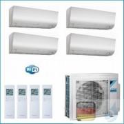 Daikin Klimaanlagen Quadri Split R-32 Perfera FTXM-N 7+7+12+18 WiFi FTXM20N FTXM20N FTXM35N FTXM50N 4MXM80N A++/A++