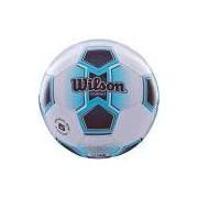 Bola De Futebol De Campo Illusive Ii N.5 Azul Wilson