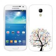 Husa Samsung Galaxy S4 Mini i9190 i9195 Silicon Gel Tpu Model Music Tree