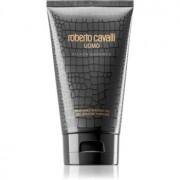 Roberto Cavalli Uomo Silver Essence Duschgel für Herren 150 ml