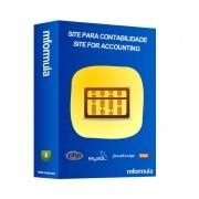 Site Contábil - Site para Contabilidades - Site para Contadores