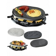 VEDIA Crêpe-Raclette-Grill «Party»