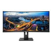 "Philips B Line 342B1C - LED-skärm - böjd - 34"" - 2560 x 1080"