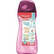 Kulacs, 430 ml, MAPED Picnik Origins, pink (IMA871501)