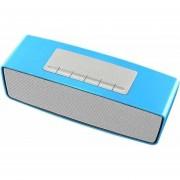 Bocina Bluetooth Diseño Rectangular Usb, Aux, TF, Para Samsung Iphone Smartphone.