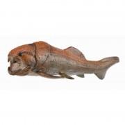 Figurina Dunkleosteus Deluxe cu mandibula mobila Collecta, 27,5 x 6 cm