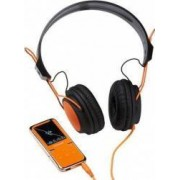 MP4 Player Intenso Video Scooter LCD 1.8 8GB Orange + Headphones
