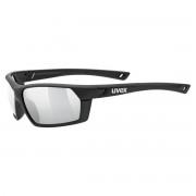 Uvex Occhiale sole Uvex Sportstyle 225 (Colore: black mat, Taglia: UNI)