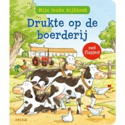 Mijn kijkboek: Drukte op de boerderij - Susanne Gernhauser