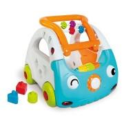 B-Kids járássegítő 3 az 1-ben Discovery Car