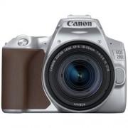 Canon Kit Fotocamera Reflex Canon EOS 250D Silver + Obiettivo 18-55mm IS STM