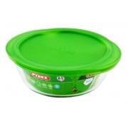 Блюдо круглое с крышкой 20см Pyrex Cook&Store 207P000/5045