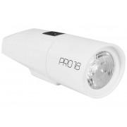 Cube Pro 18 Frontscheinwerfer weiß 2017 Batterielichter vorne