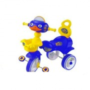 Oh Baby Baby ANGRY Bird Mask COLOR BLUE Musical Tricycle For Your Kids SE-TC-123