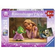 Ravensburger Puzzle08867Child Rapunzel Classic2X 24Pieces