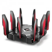 3-лентов геймърски рутер TP-Link Archer C5400X AC5400 MU-MIMO, Archer C5400X_VZ