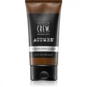 American Crew Acumen exfoliante de limpeza para homens 150 ml