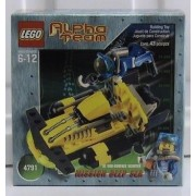 Lego Alpha Team Mission Deep Sea At Sub-surface Scooter (4791) by LEGO [Parallel import goods]