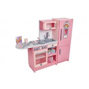 Princess Style Kids Role Play Gourmet Kitchen
