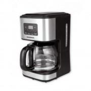 Cafetiera Digitala, putere 900W, 1.5L, Negru inox, HCM-D915, Heinner