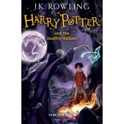 Harry Potter and the Deathly Hallows, Hardback/J. K. Rowling