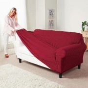 Wine Stretch 2 Seater Cover by Coopers of Stortford