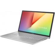 ASUS VivoBook 17 X712FA-AU768T-BE Notebook Zilver 43,9 cm (17.3'') 1920 x 1080 Pixels Intel® 10de generatie Core™ i7 16 GB DDR4-SDRAM 512 GB SSD Wi-Fi 5 (802.11ac) Windows 10