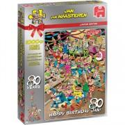 Jan van Haasteren: Fijne verjaardag Jan puzzel