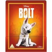 Disney Bolt - Steelbook Edición Limitada Exclusivo de Zavvi (Edición UK)