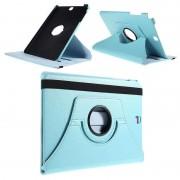 Capa Rotary para Samsung Galaxy Tab A 9.7 - Azul