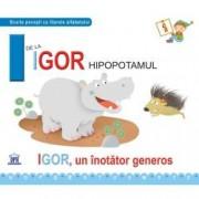 I de la Igor Hipopotamul