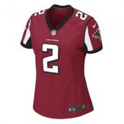 NikeNFL Atlanta Falcons (Matt Ryan) Women's American Football Game Jersey