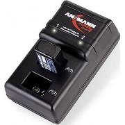 Caricabatterie Ansmann Powerline 2 per Ricaricare Fino A 2 Bat