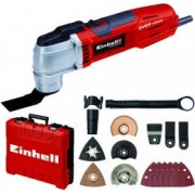 Unealta multifunctionala Einhell TE-MG 300 EQ Kit 300W + accesorii si valiza de transport