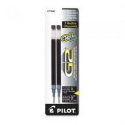 Refill For G2 Gel, Dr. Grip Gel/ltd, Execugel G6, Q7, Fine Tip, Black, 2/pack