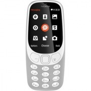 Nokia 3310 Dual Sim 2MP Camera (Grey)