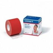Bsn Medical Leukotape K Taping - cerotto elastico rosso 5x500 cm