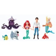 Mattel Disney Princess Little Kingdom Mermaid Story Set