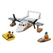 60164 Legoâ® City Avion De Salvare Pe Mare