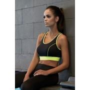 Sutien fitness Gabi neon XL